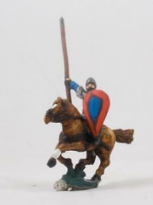 Essex Ancient Mini Eastern Byzantine - Heavy Cavalry w/Lance & Curved Pack MINT