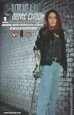 Witchblade Movie Edition (Photo Cover) 1B 2000 FN Stock Image