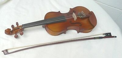 Valencia Student Violin Outfit 1/4 size violin, bow, case, strings, rosin etc