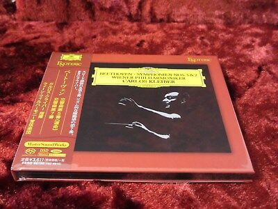 ESOTERIC SACD  ESSG-90190 BEETHOVEN Syn.5&7 C.KLEIBER & VPO F/S