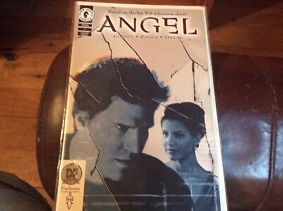 Dark Horse Comics – Angel Issue 1 - Dynamic Forces Exclusive Red Foil Cover - Ce