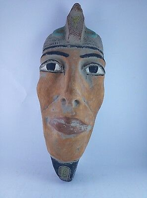 RARE ANCIENT EGYPTIAN ANTIQUE King Akhenaten 1353-1336 BC