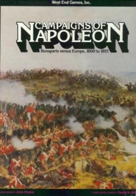 West End Wargame Campaigns of Napoleon Box Fair
