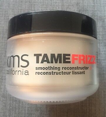 KMS TAME FRIZZ SMOOTHING RECONSTRUCTOR Restores Damaged Hair 200ml / 6.7 fl.oz.