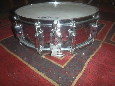 Pearl Chrome 10 Lug 14 Inch Snare Drum Pick Up From Doveton 3177
