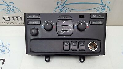 2004 Volvo S80 Facelift A/C Heater Climate Control Switch Panel 8691875