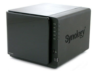 Synology DS415play, 4 Bay NAS