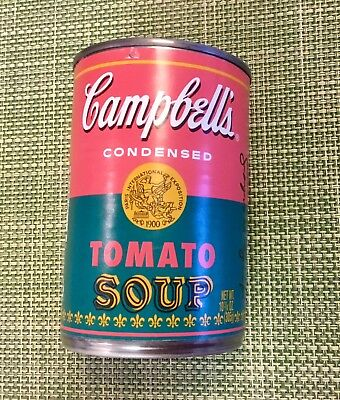 Campbell's Tomato Soup Can, Andy Warhol, Target 2012