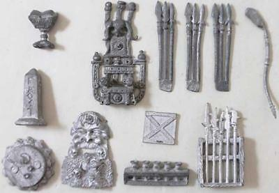 Lot Terrain 28mm Dungeon Furnishings Collection #1 NM