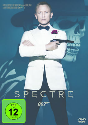James Bond: Spectre - DVD / Blu-ray - *NEU*