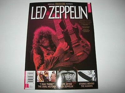 Classic Rock Special Edition : LED ZEPPELIN - The Complete Story - Rock / Metal
