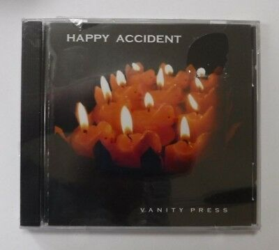 Happy Accident By Vanity Press   / CD