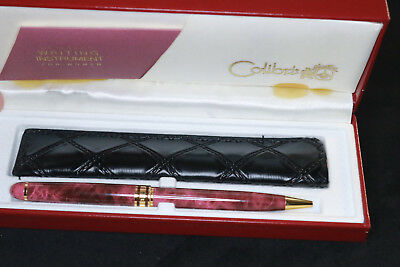 New Colibri Pen Le Grand Writing Instrument For Women in Original Box