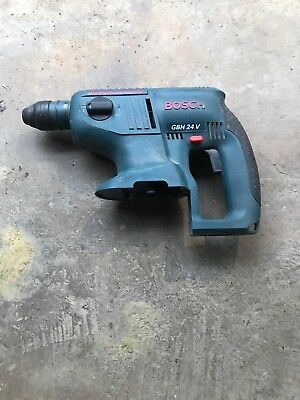 Bosch GBH24V 24V Cordless Hammer Drill NO  Battery *No charger* Body Only
