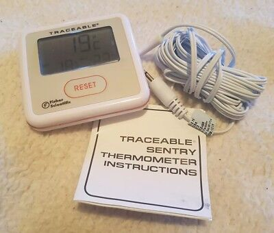 Traceable Sentry Thermometer