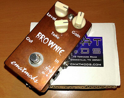 Cmat Mods Brownie Overdrive