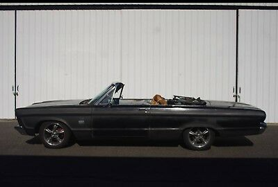 1966 Plymouth Fury  1966 Plymouth Fury iii Convertible