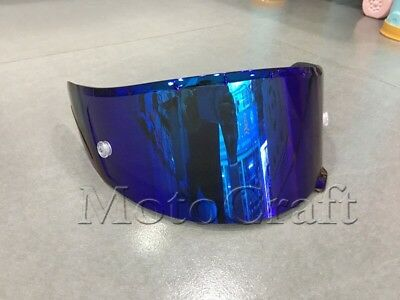 strengthen Blue Visor Shoei CWR-1 NXR RF-1200 X-Spirit 3 X-Fourteen Z-7