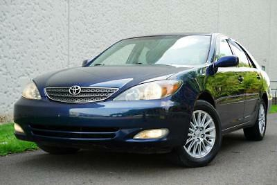 2002 Toyota Camry SE 5-Speed Manual DRIVES GREAT SUPER CLEAN 2002 Toyota Camry SE 5-Speed Manual DRIVES GREAT SUPER CLEAN