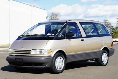 1995 Toyota Previa SC S/C Supercharged SUPER CLEAN 1995 Toyota Previa SC S/C Supercharged ONLY 72K MILES  RUNS AND DRIVES GREAT