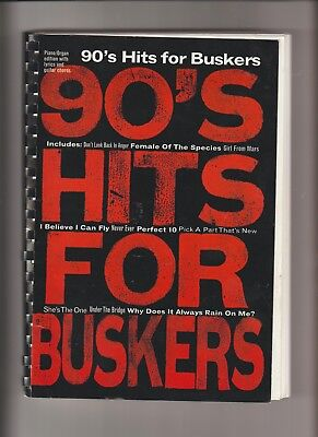 90s HITS FOR BUSKERS