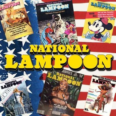 National Lampoon Magazine 246 Issues in PDF on 2 DVDS - All Issues 1970 - 1998