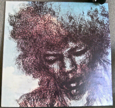 """Jimi Hendrix-The Cry Of Love-Reprise Lp--Ms 2034 """"gayefold"""""""