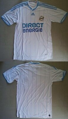 f7ecacea725f9 MAILLOT FOOT FOOTBALL OM Olympique Marseille, Marseille taille XL ...