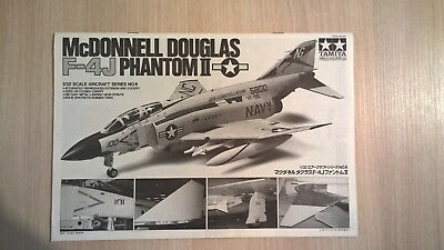 Tamiya 60306 1:32 MDD F-4J Phantom II inkl.Cutting Edge Umrüstsatz F-4S + Decals