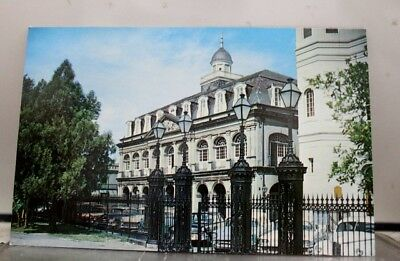 Louisiana LA New Orleans Cabildo Postcard Old Vintage Card View Standard Post PC