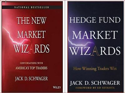The New Market Wizards + Hedge Fund Wizards  Schwager   ONLY 4 Phones/Tablets/PC