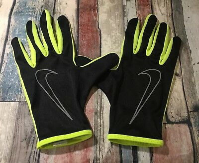 Nike Men's Rally Running Gloves - Size Large - Brand New - See Description