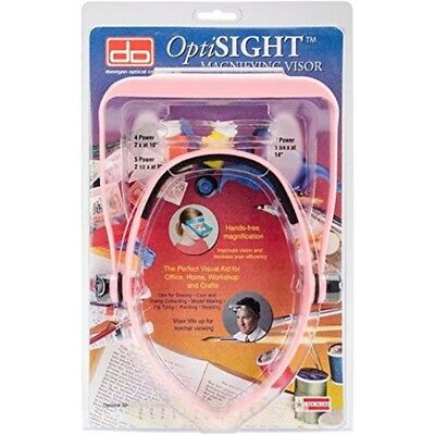 Donegan Optisight Magnifying Visor-pink