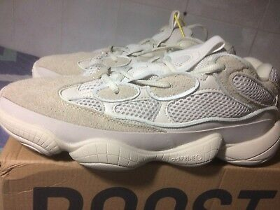f6151549885a2 Adidas Yeezy 500 - Desert Rat  Blush  - Size UK 9.5 Guaranteed Delivery By