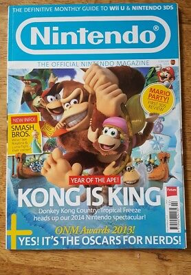 The Official Nintendo Magazine - Issue 104 February 2014
