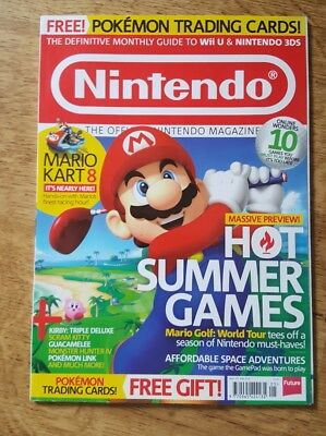 The Official Nintendo Magazine - Issue 107 May 2014