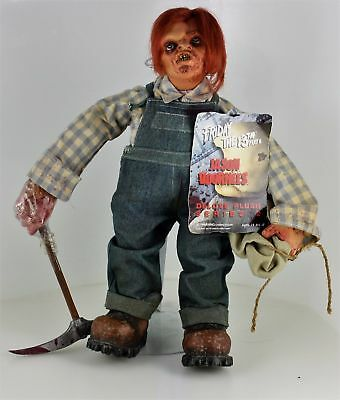 Mezco - Friday the 13th Part 2 - Jason Voorhees  - Deluxe Plush Series 2 - Neu
