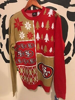 San Francisco 49ers Ugly Sweater Slippers 1519 Picclick