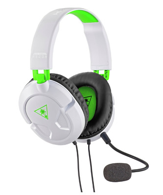 Turtle Beach Recon 50X White Xbox One/PS4/PC Gaming Headset - Brand New