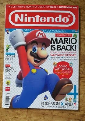 The Official Nintendo Magazine - Issue 101 Xmas 2013