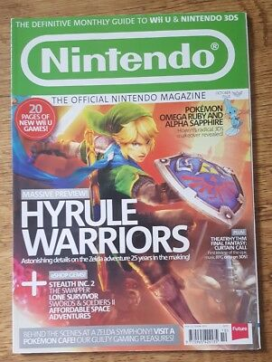 The Official Nintendo Magazine - Issue 112 october 2014