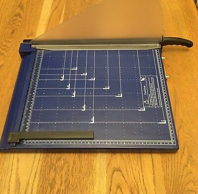 Guillotine A3 Paper Card Cutter Craft Home Office Trimmer