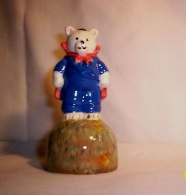 Bear A397 106.1562.2 Ceramic Super Bear Pie Bird