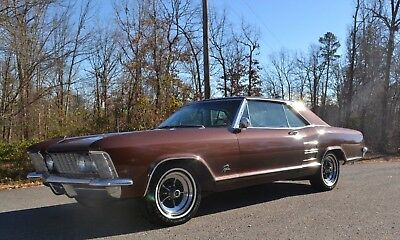 1964 Buick Riviera  1964 Buick Riviera 425 CID Dual 4 barrel carb air conditioning track NO RESERVE