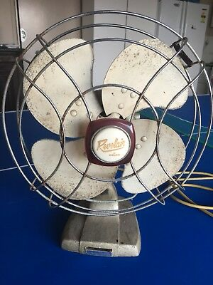 Vintage Revelair Fan By Celco