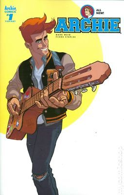 Archie (2nd Series) 1P 2015 Perez Variant NM Stock Image