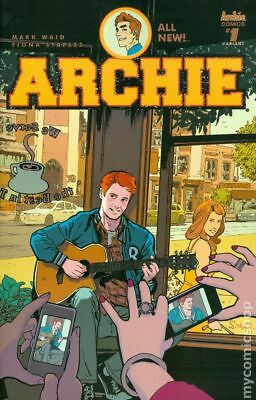 Archie (2nd Series) 1R 2015 Scott Variant NM Stock Image