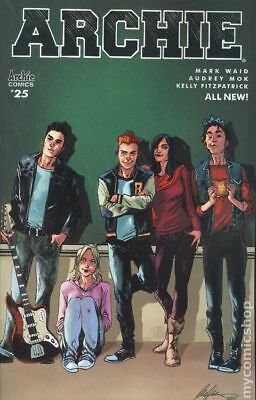 Archie (2nd Series) #25B 2017 VF Stock Image