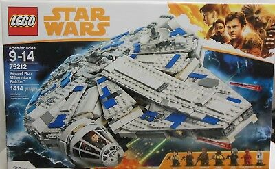 LEGO Star Wars Kessel Run Millennium Falcon 2018 (75212)