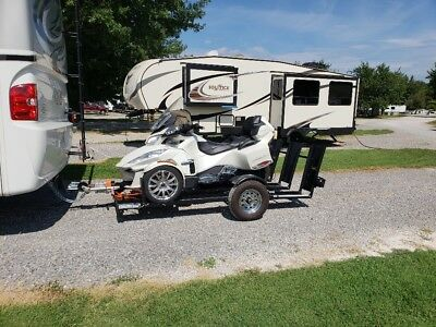 motorcycle trailers used